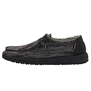 Hey Dude Women's Wendy Woven Python Brown Size