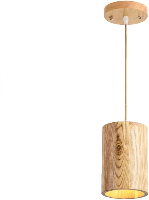Eschenholz Nordic Holz Kronleuchter Persnlichkeit Drei-Kopf-Restaurant Kronleuchter Bar Esszimmer Kronleuchter japanischen Massivholz Kronleuchter