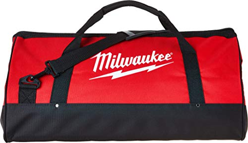 Milwaukee Bag 23x12x12nch Heavy Duty Canvas Tool Bag 6 Pocket (Basic)