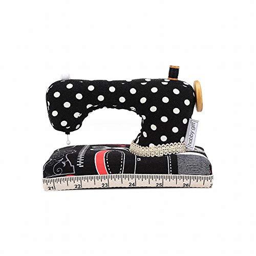 Groves Nadelkissen Nähmaschine Sew it hübsches Accessoires praktisch zur Nadelaufbewahrung (8 x 15.5 x 11.5 cm)