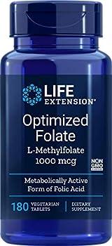 Best l methylfolate brands Reviews