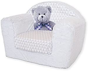 Poyetmotte Little Bear Club Sofa Chair  55 5 cm  Multicolor  One Size