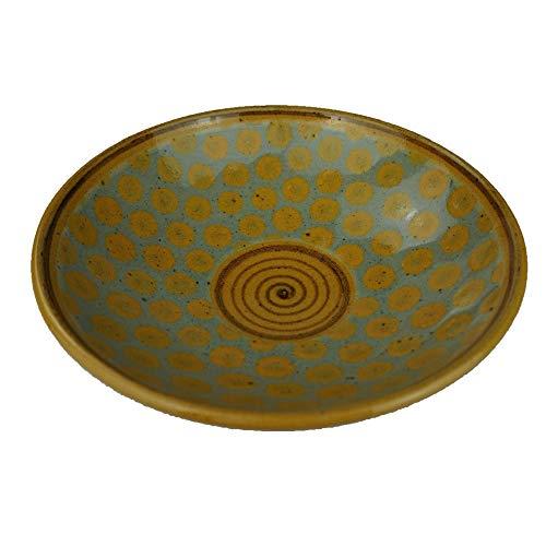 ISDD Schale klein, Steinzeug, Keramik mit Dekor