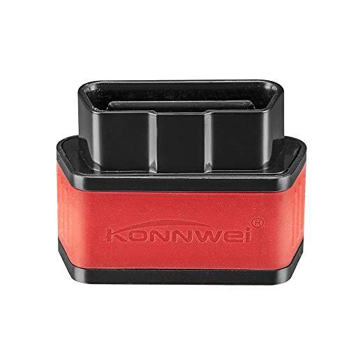 KONNWEI KW903 OBDII Mini BT3.0 Herramientas de Escaneo de Diagnóstico Automático para Automóviles Compatible con PC con Windows Android