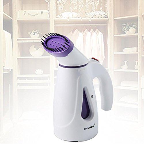 Rei Steamer, premium draagbaar kledingstuk, professionele handheld stoomper, mini draagbare stoomreiniger snel opwarmen, perfect voor thuis en onderweg, met de nieuwste verwarmingstechniek