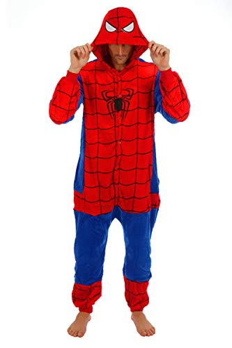 Ever Glamour Spiderman - Body (Talla XL), diseño de Hombre araña