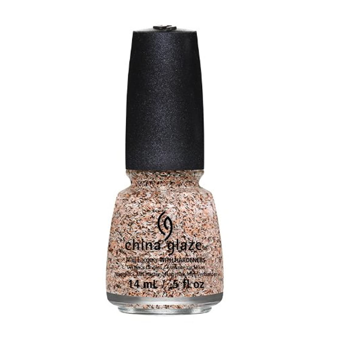 在庫振る舞い手綱CHINA GLAZE On The Horizon - Feathered Finish - Light As A Feather (並行輸入品)
