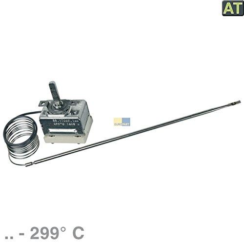 Europart 10026622 Temperaturregler Thermostat Thermoregulator -299°C EGO 55.17069.140 z.T. Backofen Herd Ofen passend wie Amica 8032828