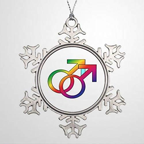 BYRON HOYLE Ideas para decorar árboles de Navidad Gay Orgul