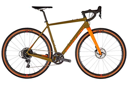 Ridley Bikes Kanzo C ADV Force1 HD camo Green/orange Rahmenhöhe L | 60cm 2020 Cyclocrosser
