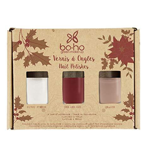 Boho Pack de vernis automne/hiver (vernis 12, 21, 55) 10 ml