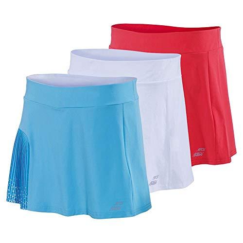 Babolat Perf Skirt 13' Women Falda, Mujer, Hibiscus, XO
