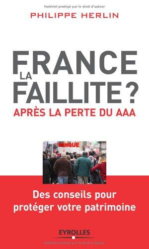 France, la faillite?