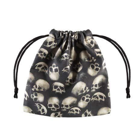 Q WORKSHOP Skull Fullprint Dice Bag