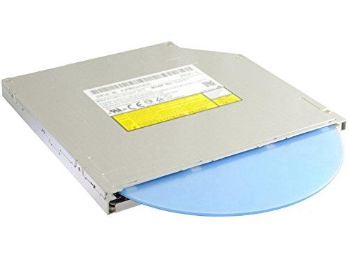OSGEAR Intern 12.7mm Slot in SATA 8x DVDRW CD DVD Rom Burner Writer Laptop PC Mac Laufwerk für Apple Mac Mini A1283 A1347 iMac A1311 A1312
