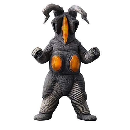 少年リック限定版 大怪獣シリーズ ゼットン 二代目 発光ver. 約250mm 塗装済み 完成品フィギュア