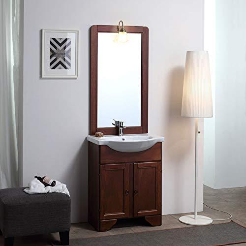mobile bagno arte povera MOBILE BAGNO SALVASPAZIO COMPLETO DA CM 65 ARTE POVERA