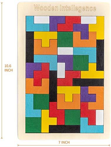 Building Blocks Toys, Tiles for Kids, Creative Educational Building Blocks Toys for Kids Children(40pcs)