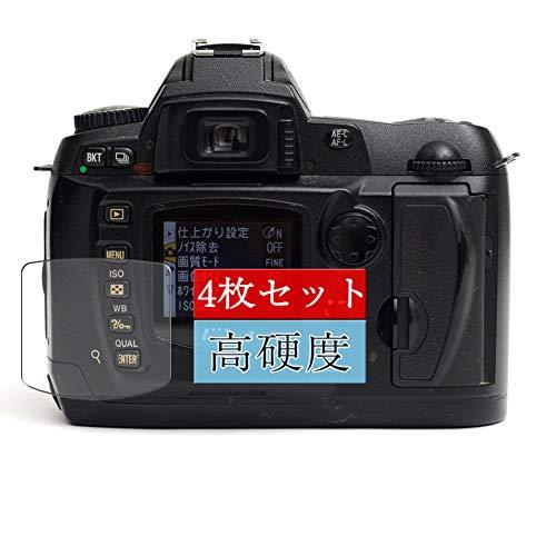 4枚 Sukix フィルム 、 Nikon ニコン デジタル一眼レフカメラ D70s 向けの 液晶保護フィルム 保護フィルム シート シール(非 ガラスフィルム 強化ガラス ガラス ) 修繕版
