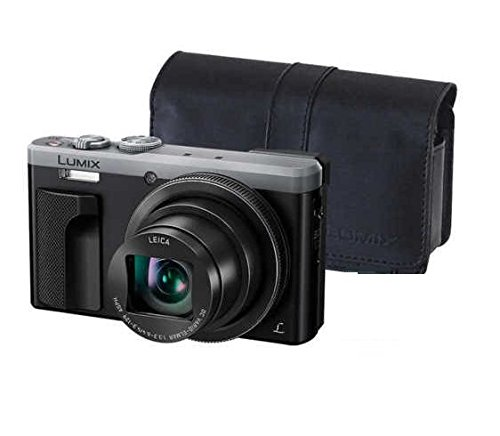 PANASONIC LUMIX 4K ZS60 Point and Shoot Camera, 30X Leica DC Vario-Elmar Lens...