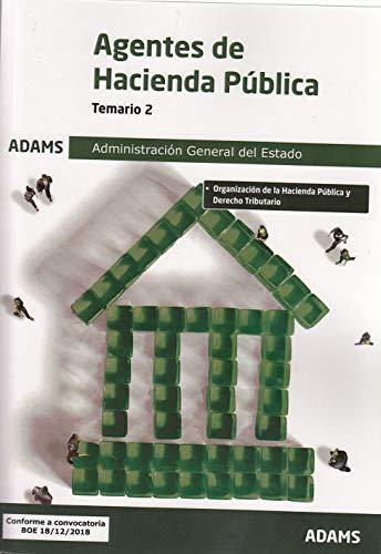 Temario 2 Agentes de Hacienda Pública