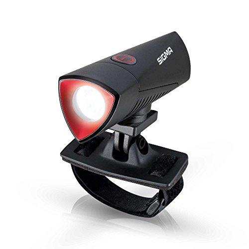 Sigma Sport Buster 700 HL - Linterna para Casco - Rojo/Negro 2018