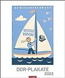 DDR-Plakate Edition Kalender 2022