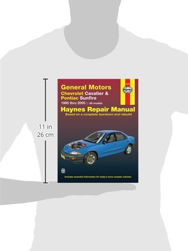 Chevrolet Cavalier and Pontiac Sunfire (95-05) Haynes Repair Manual