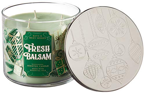 Bath And Body Works 3 Wick Scented Candle