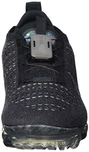 Nike W Air Vapormax 2020 FK, Zapatillas para Correr Mujer, Black Dk Grey Black, 41 EU