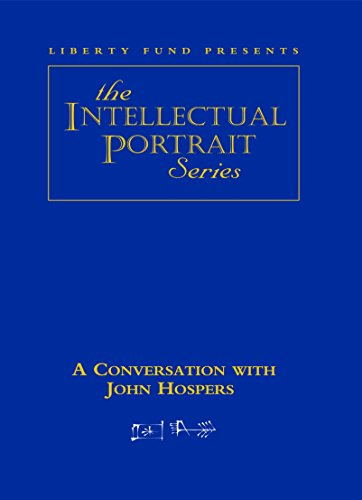Fund, L: Conversation with John Hospers DVD (The