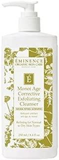 Eminence Age Corrective Monoi Exfoliating Cleanser 8.4oz(250ml) Treatment Beauty Skin