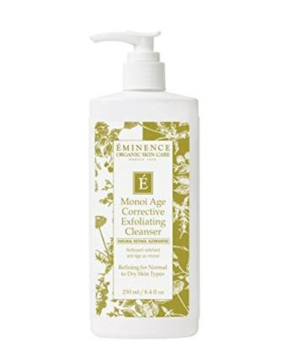 Eminence Monoi Age Corrective Exfoliating Cleanser - For Normal to Dry Skin 250ml
