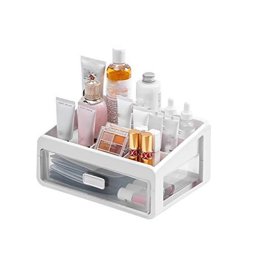 Organisateur De Maquillage Boîte A Bijoux Cosmétique Transparent Présentoir Coffret Support Rangement Stockage De Maquillage Cadeau Idéal (Couleur : A)