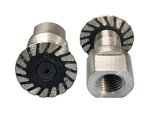Diamant Trennscheibe mit Flansch M14 Durchmesser 30 mm