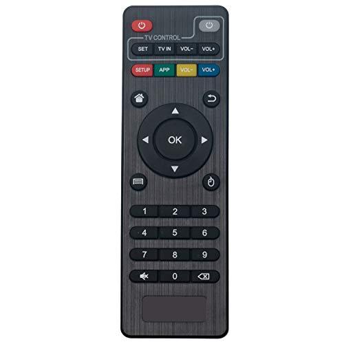 Remote Control Replacement Fit for MXQ Pro M8 M9C M8C MX9 M8N M10 T95M...