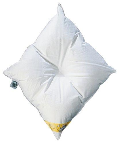ARO Artlanden, 65750, babybed Deluxe Ballon, afmetingen 65 x 75 cm, witte Poolse nieuwe dons 90%, kookvast 95°