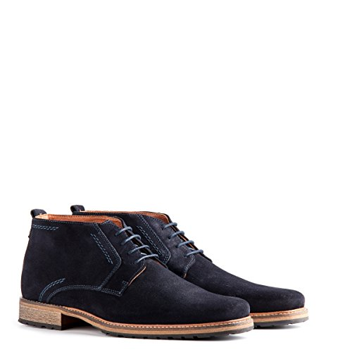 Travelin' London Suede Chukka Boots | Schnürhalbschuh