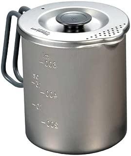 EVERNEW Titanium Pasta Pot, Small