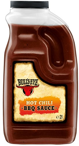 Bulls-Eye - BBQ Sauce Hot Chili - 2l