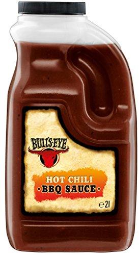 Bulls-Eye - BBQ Sauce Hot Chili - 2l