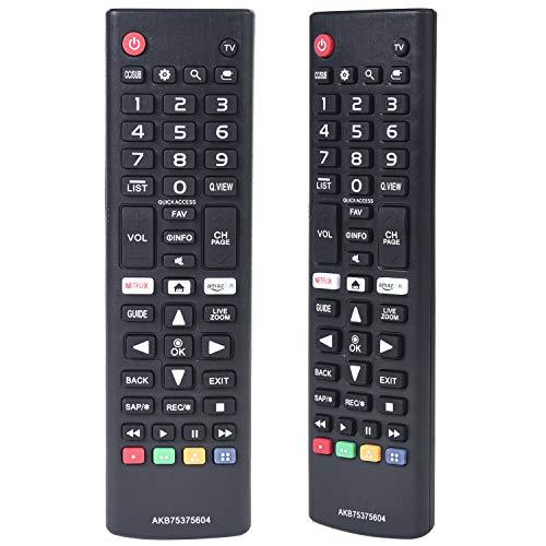 Universal Remote Control for LG Smart TV Remote Control All Models Smart LCD LED 3D HDTV TVs AKB75375604 AKB75095307 AKB74915305