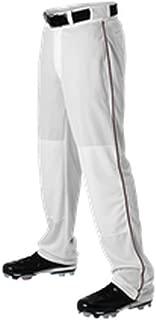 Alleson Adult Mens Pants Baseball Pant Piping Braid 605WLB