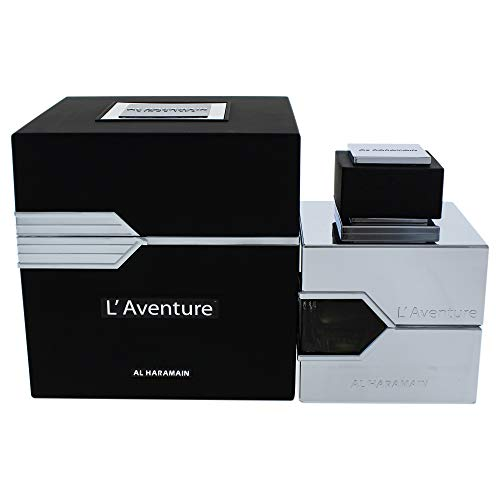 Al Haramain, Eau de Parfum, für Herren, L'Aventure, Spray, 100 ml