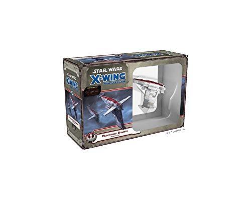 Fantasy Flight Games FFGD4054 Star Wars: X-Wing-Bomber des Widerstands Spiel, Miniaturenspiel