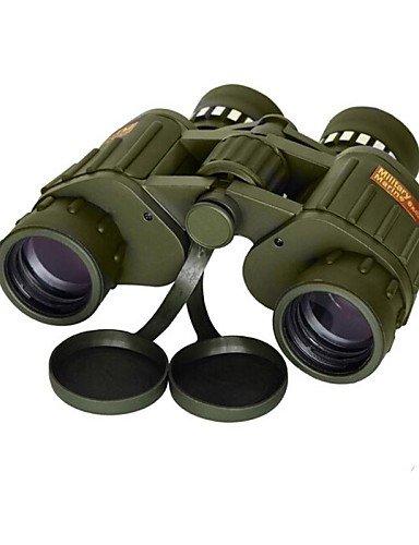 PIGE Moge 8x42 Fernglas Baigish Vergrößern Fernglas High Definition-Teleskop-Nachtsicht-Rote-Augen-Objektiv L158