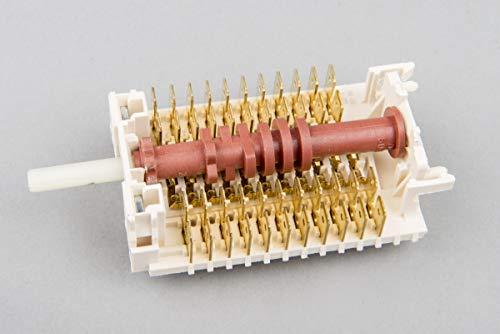 Conmutador Selector Interruptor para Horno 11HE/134