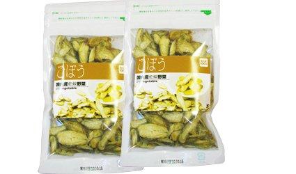 ドライ野菜(乾燥野菜)ごぼう 50g入り 2袋セット