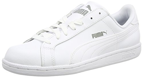 Puma Smash L, Zapatillas Unisex adulto, Blanco (White), 40 EU