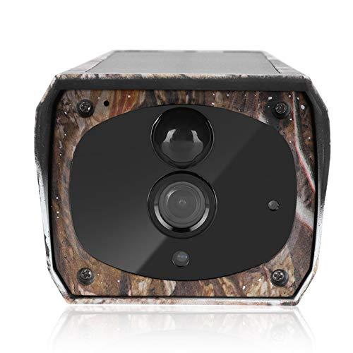 Vigilancia inalámbrica, cámara de Seguridad de Rendimiento Impermeable 1080P, vigilancia Solar, estanques de Peces para Villas, Patio, Comunidad